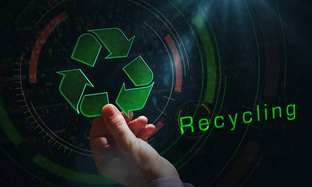 recyclable elements