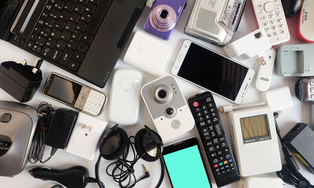 recycling E-waste Facts
