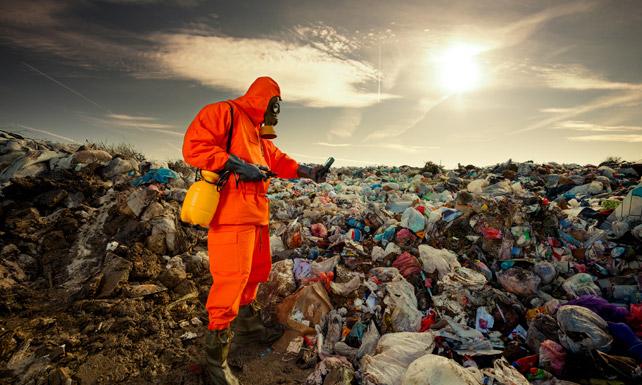 E-waste Negative Impact On The Environment