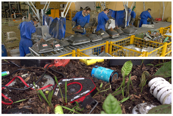How Is recycling E-waste Good For You