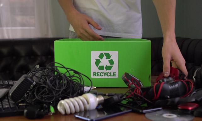 recycling E-waste